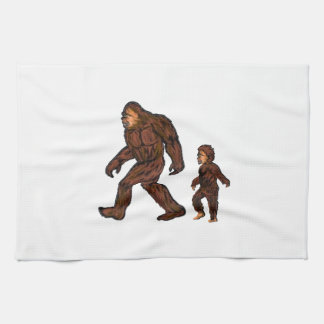 Family Field Day Kitchen Towel