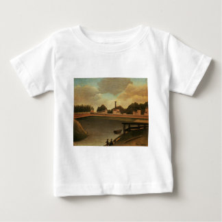 Family Fishing by Henri Rousseau Baby T-Shirt