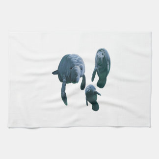 FAMILY FOR THREE KITCHEN TOWEL