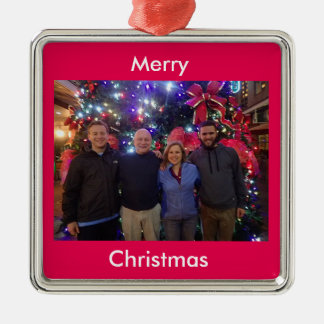 Family + Friends Christmas Ornament