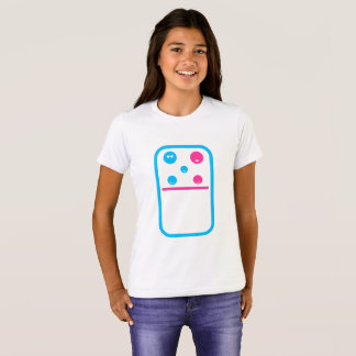 Family Fruit Domino Girl T-Shirt