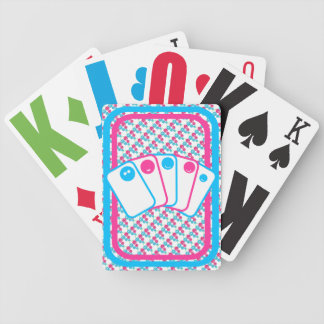 Family Fruit Full House Bicycle Playing Cards