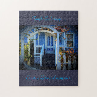 Family Gatherings Jigsaw Puzzle