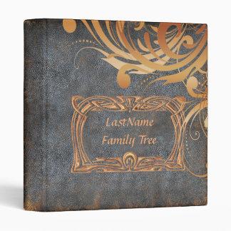 Family Genealogy Photo Album Binder