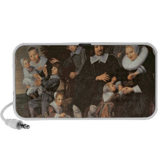 Family Group in a Landscape, c.1647-50 Speakers