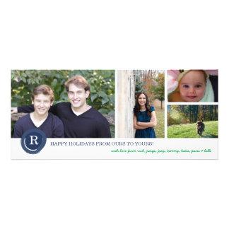 Family Initial Custom Invitations