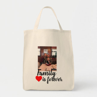 Family is Forever Bag