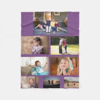 Family Love Fleece Blanket