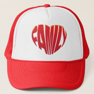 Family LOVE Trucker Hat