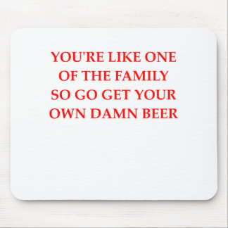 FAMILY MOUSE PAD