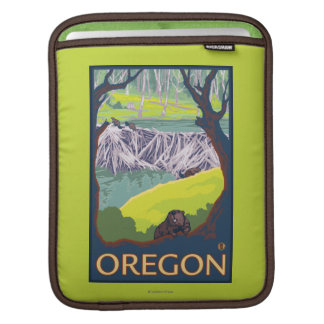 Family of Beavers Sleeves For iPads