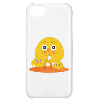 family of chickens iPhone 5C cover