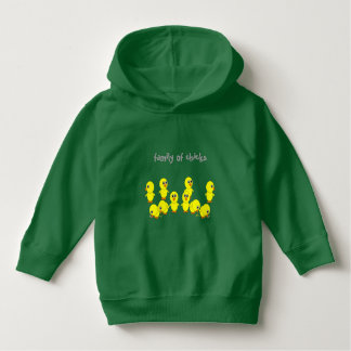 family of chicks hoodie