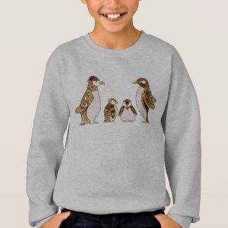 Family of Penguins Sweatshirt