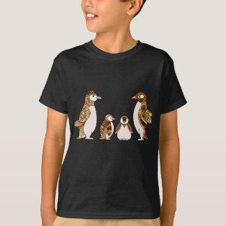 Family of Penguins T-Shirt