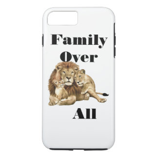 Family Over All, iPhone / iPad case