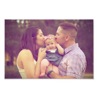 Family Photo 12x8