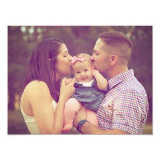 Family Photo 16x12