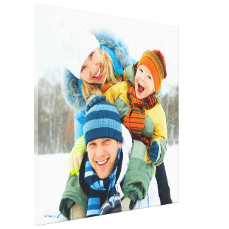 Family Photo [24x24] inches Canvas Print