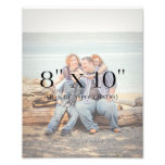Family Photo 8x10 TEMPLATE