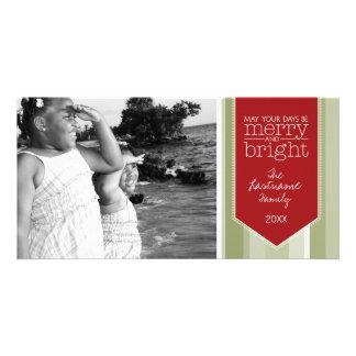 Family Photo Card - Holiday & Christmas