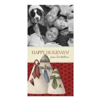 Family Photo Christmas Cards Custom Photo Card
