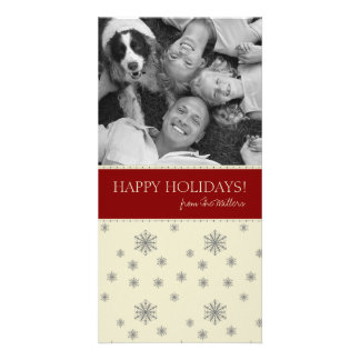 Family Photo Christmas Cards Customized Photo Card