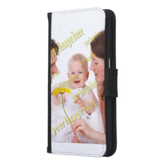 Family Photo Easy Budget Template Samsung Galaxy S6 Wallet Case