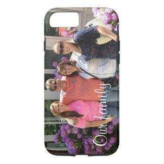 Family Photo Phone Case