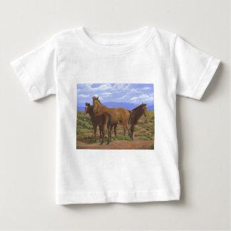 Family Portrait Baby T-Shirt