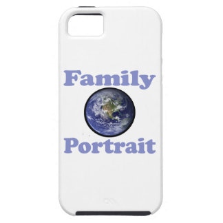 Family Portrait (Earth) iPhone 5 Cover