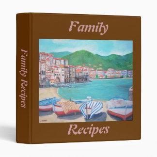 Family Recipes Avery Binder