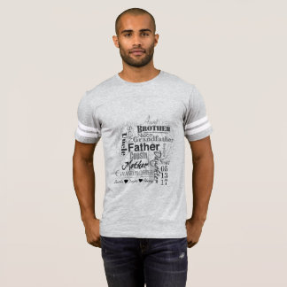 Family Reunion 2017 Male Tee