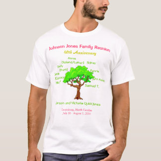 Family Reunion (40th Anniversary) T-Shirt