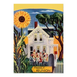 Family Reunion 5x7 Invitations Announcements Porch