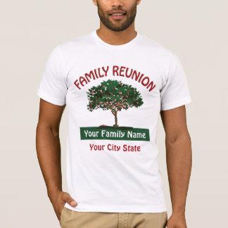Family Reunion Apple Tree T-shirt