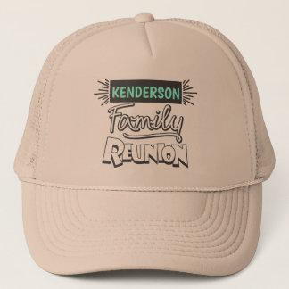 Family Reunion design Trucker Hat