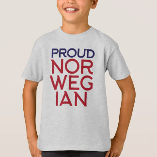 Family Reunion - Proud Norwegian T-Shirt