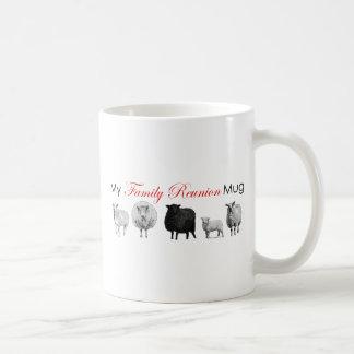 Family Reunion Sheep Coffee Mug