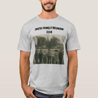 FAMILY REUNION T-SHIRT CHRISTIAN MAN VINTAGE