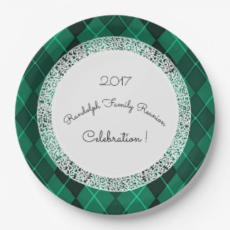 Family-Reunion_Template(c)Jewel-Green Paper Plate