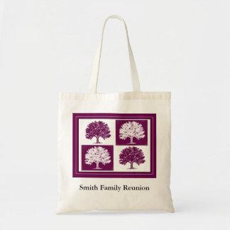 Family Reunion Tote Bag