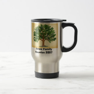 Family Reunion Travel Mug