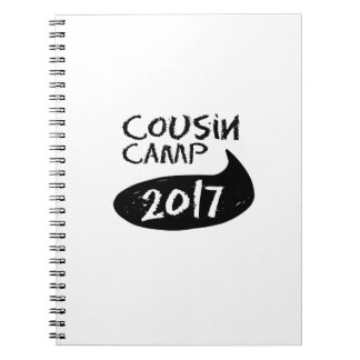 Family  Reunions for Grandparents Camp Notebooks
