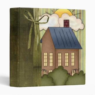 family scapbook binders