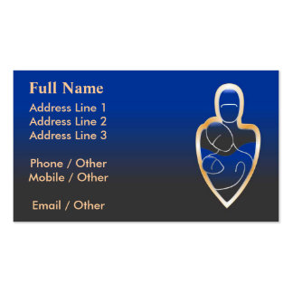 Family Services Business Card