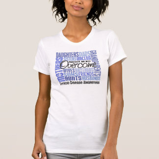 Family Square Thyroid Disease T-shirts