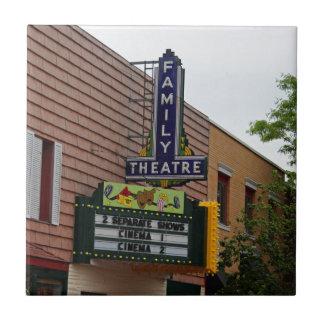 Family Theatre Tile