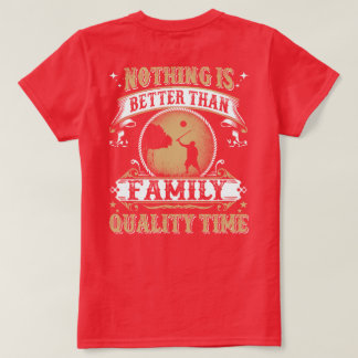 Family Time T-Shirt