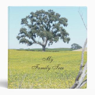 Family Tree Binder